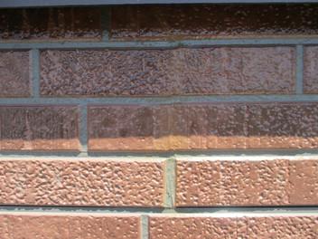 壁亀裂補修塗装