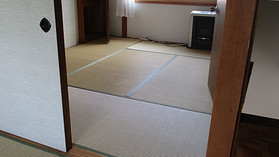内装・床畳フロア工事|施工前