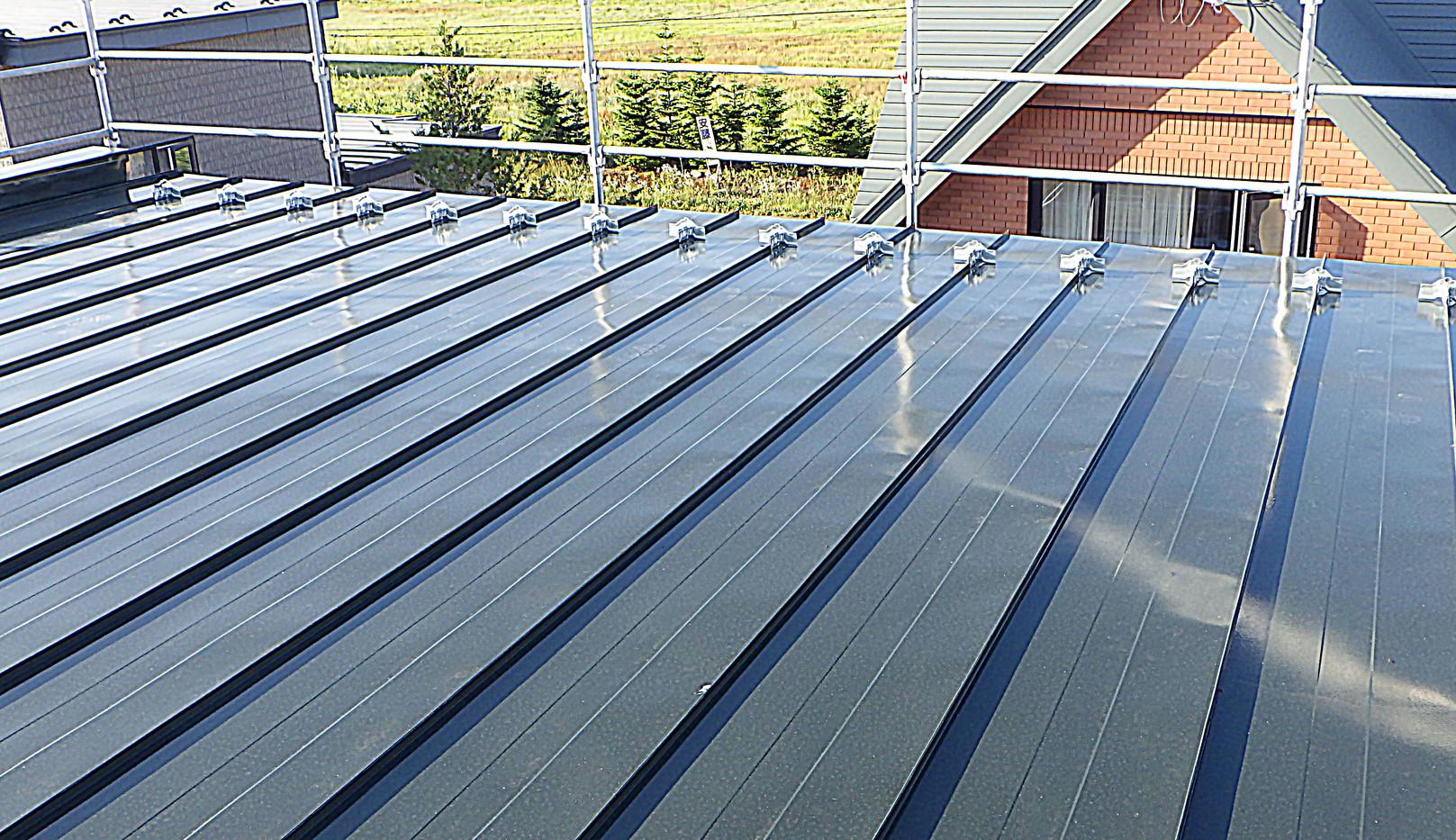 屋根塗装|施工後