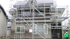 屋外塗装工事|施工前