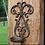 Thumbnail: iron candle holder