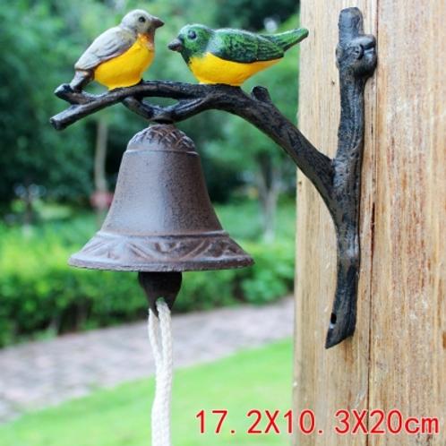 iron door bell