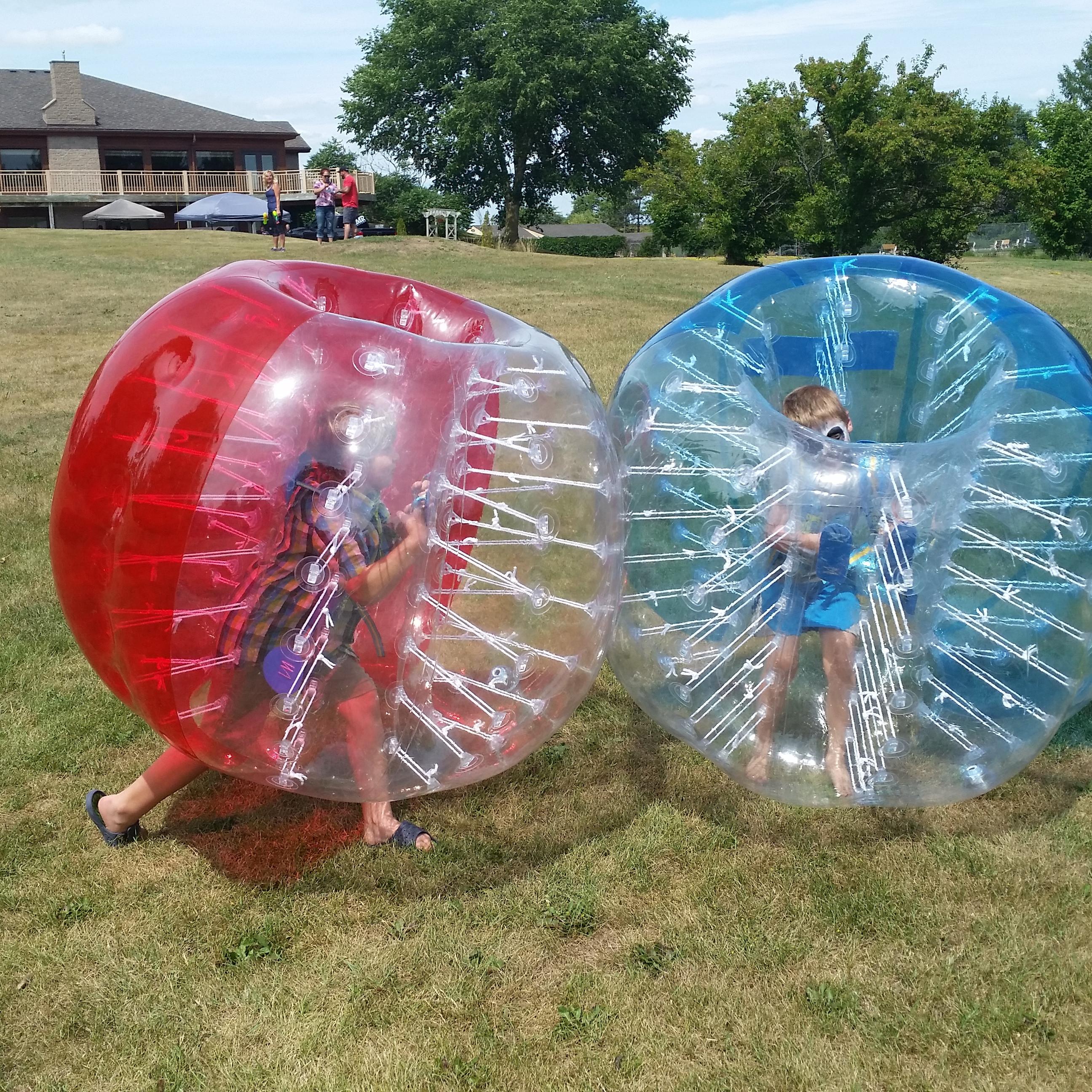 10 Bubble Soccer Suits