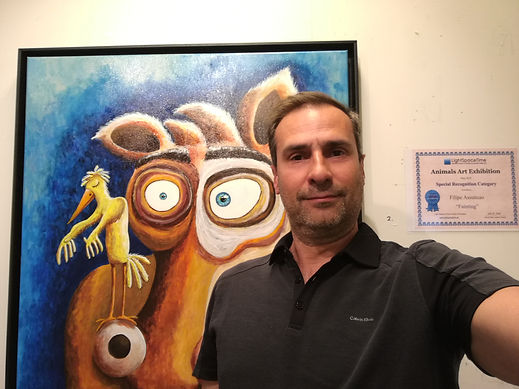Photo with Painting Filipe.jpg