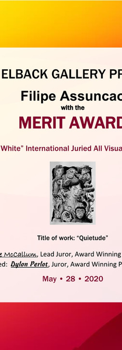 Camelback Gallery - Black and White International Juried All Visual Arts Competition