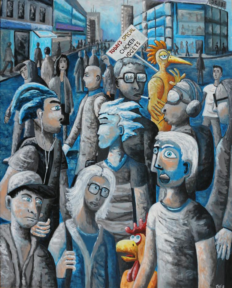 The Urban Tribe