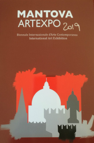 Mantova Biennale Book Cover