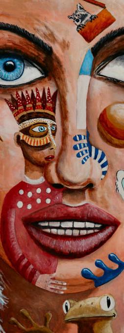 Camelback Gallery Faces III