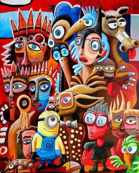 The Tribe II