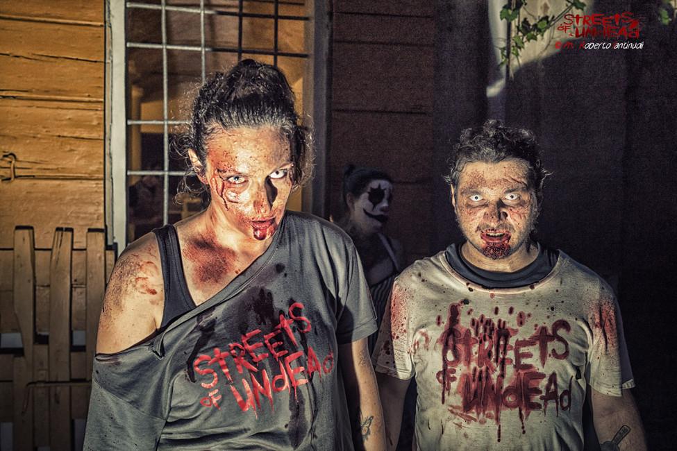 Labirinto Dedalo Horror Streets Of Undead