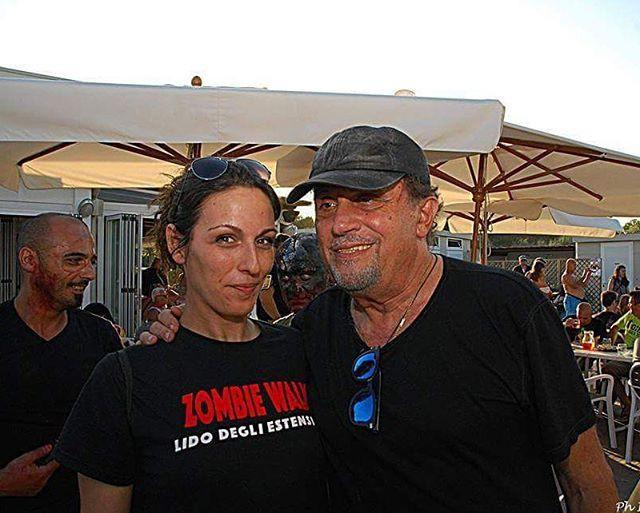 Con Andrea Roncato: Evento AperiHorror Zombie Walk Streets Of Undead Lido Degli Estensi