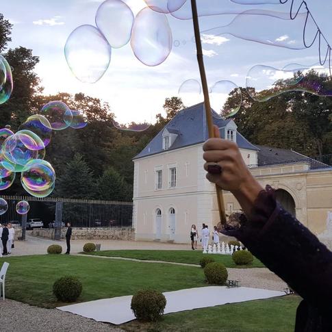 Anniversaire d'entreprise 20 ans - Château de villiers à Cerny - 250 personnes