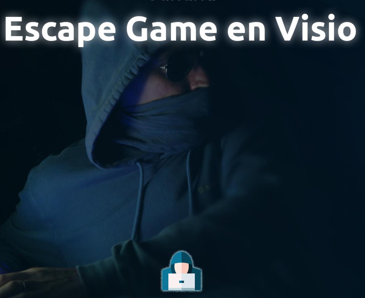 Escape game ONLINE