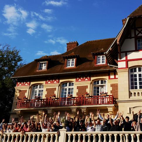 Séminaire - Château région parisienne - 250 personnes