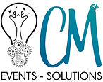 Logo CM EVENTS SOLUTIONS