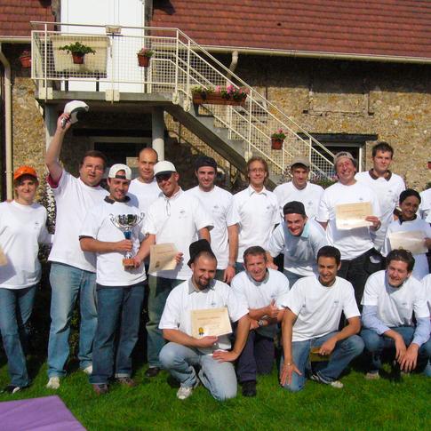 Team building entreprise - Domaine en Seine et marne - 65 personnes