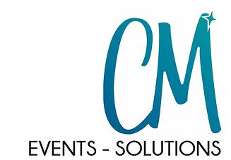 Création de logo professionnel | CM EVENTS SOLUTIONS