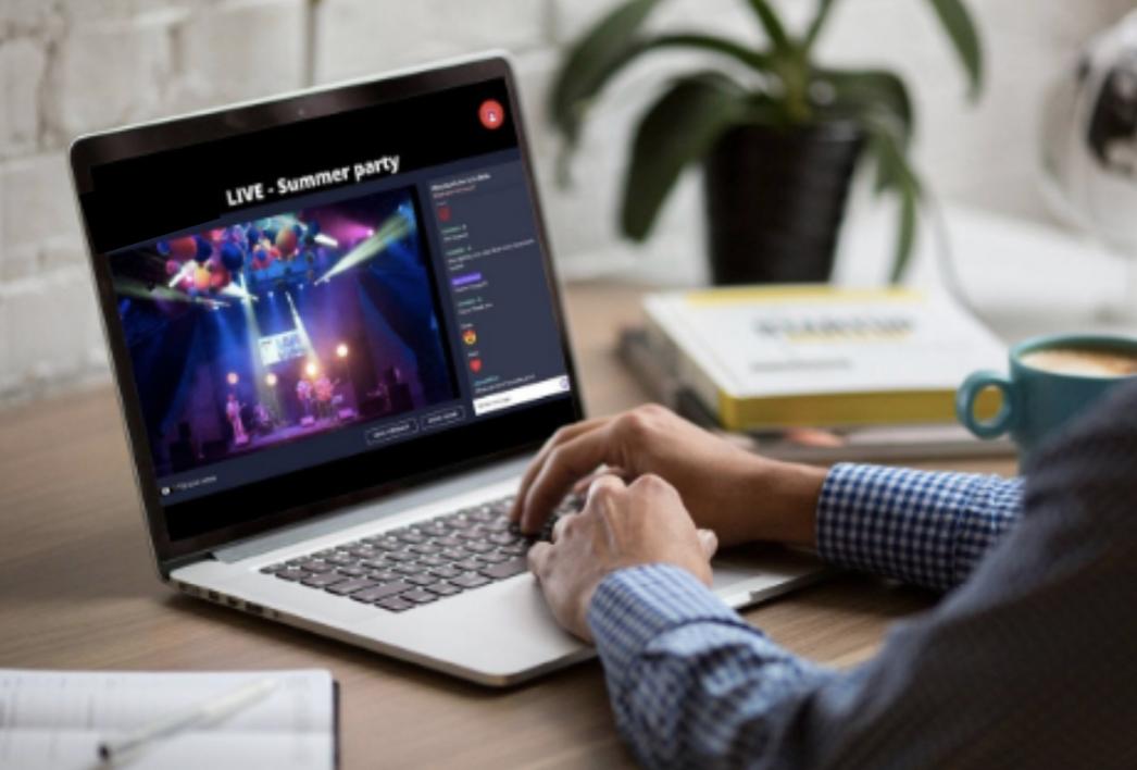 orchestre et dj live - écrans connectés