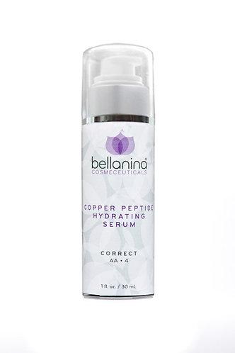 BELLANINA COPPER PEPITIDE HYDRATING SERUM 1 OZ