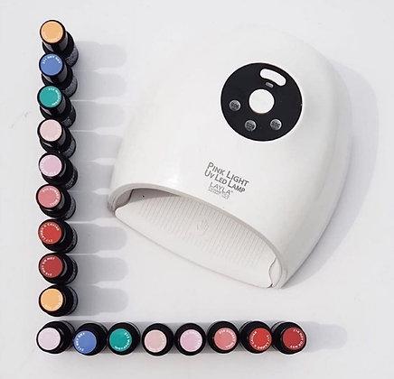 קולקציית צבעי הג'ל - לילה מילאנו