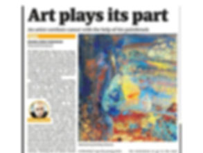 "Today's Midday ""Art plays its part""_#mid"