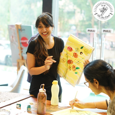 Flower Art Workshop