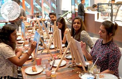 Greek Landscape Painting Workshop