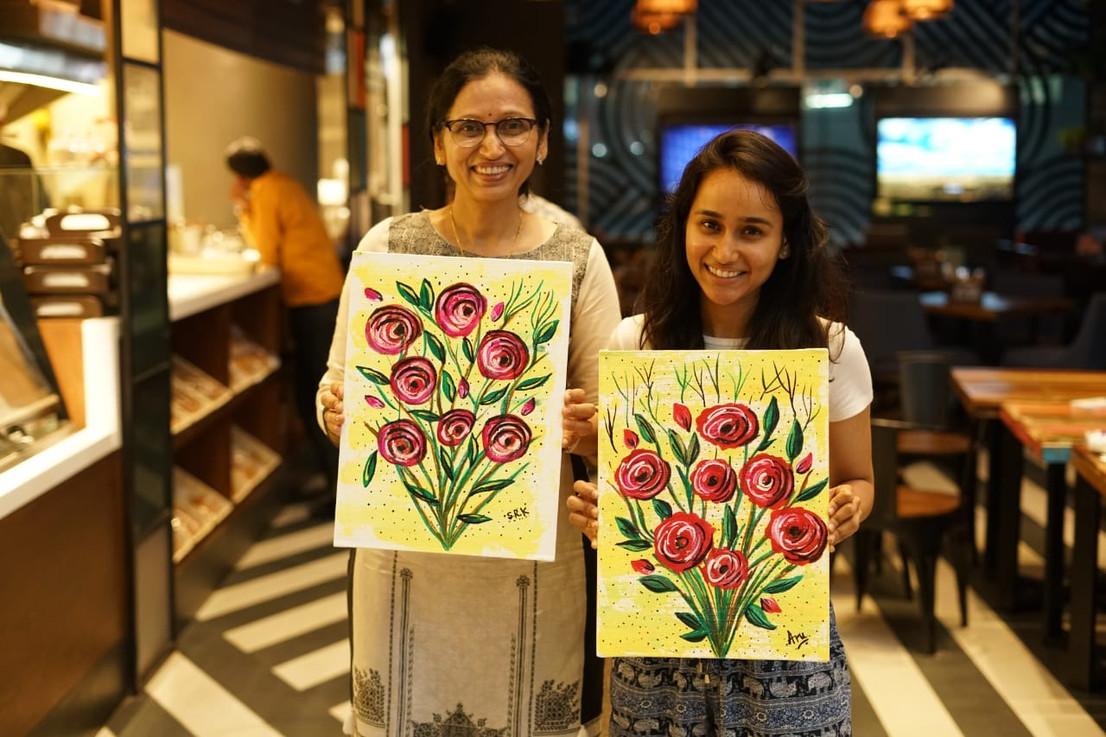 Flower Painting Workshop