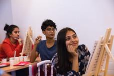 Canvas Painting Workshop