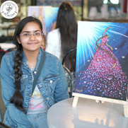 Pointillism Art Workshop