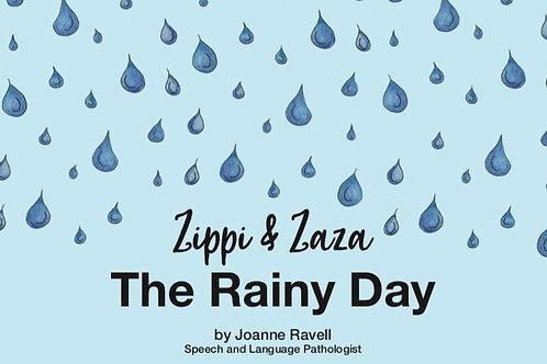 ZIPPI AND ZAZA THE RAINY DAY BOOK