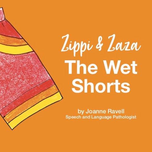 ZIPPI AND ZAZA THE WET SHORTS QUESTION STORY