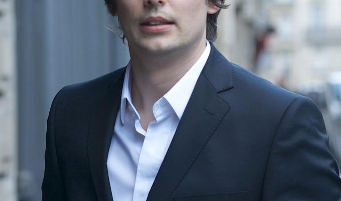 Portrait Julien Masmondet