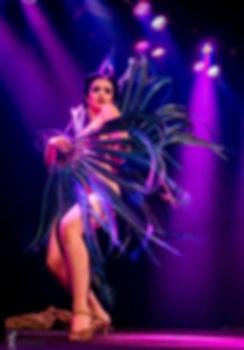 Eliza Delite Burlesque - The Wet Spot
