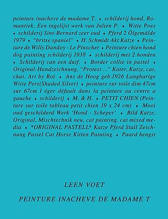 Gerard Herman, Mijne Gallerist is ne Fransen Tist, 2016, groepsdruk & trampoline books