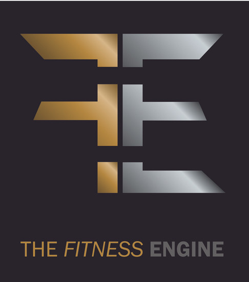 The Fitness Engine logo