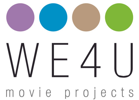 WE4U movierprojects logo