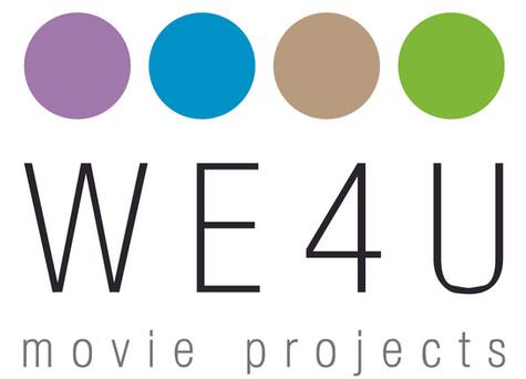 WE4U movierprojects logo