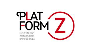 Geanimeerd logo Platform-Z