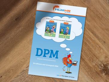 Ontwerp en aanpassing brochure HCM HR