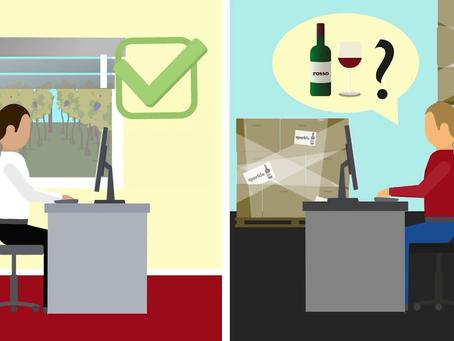 Explainer video voor 'Wijnmarktplaats'
