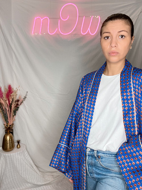 Kimono Mademoiselle Blueish