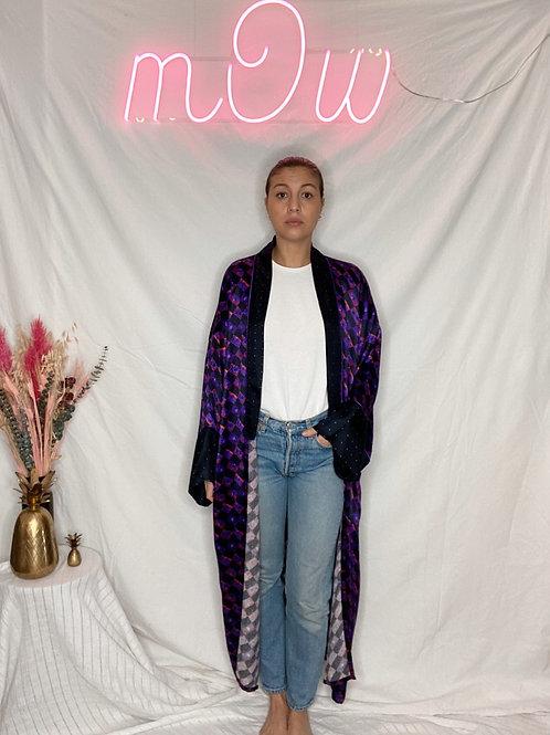 Kimono Mademoiselle Purple Haze
