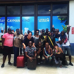 I'm thankful for this trip with the #trilateral musical youth exchange
