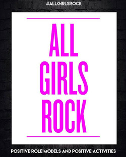 #AllGirlsRock the movement is confirmed..