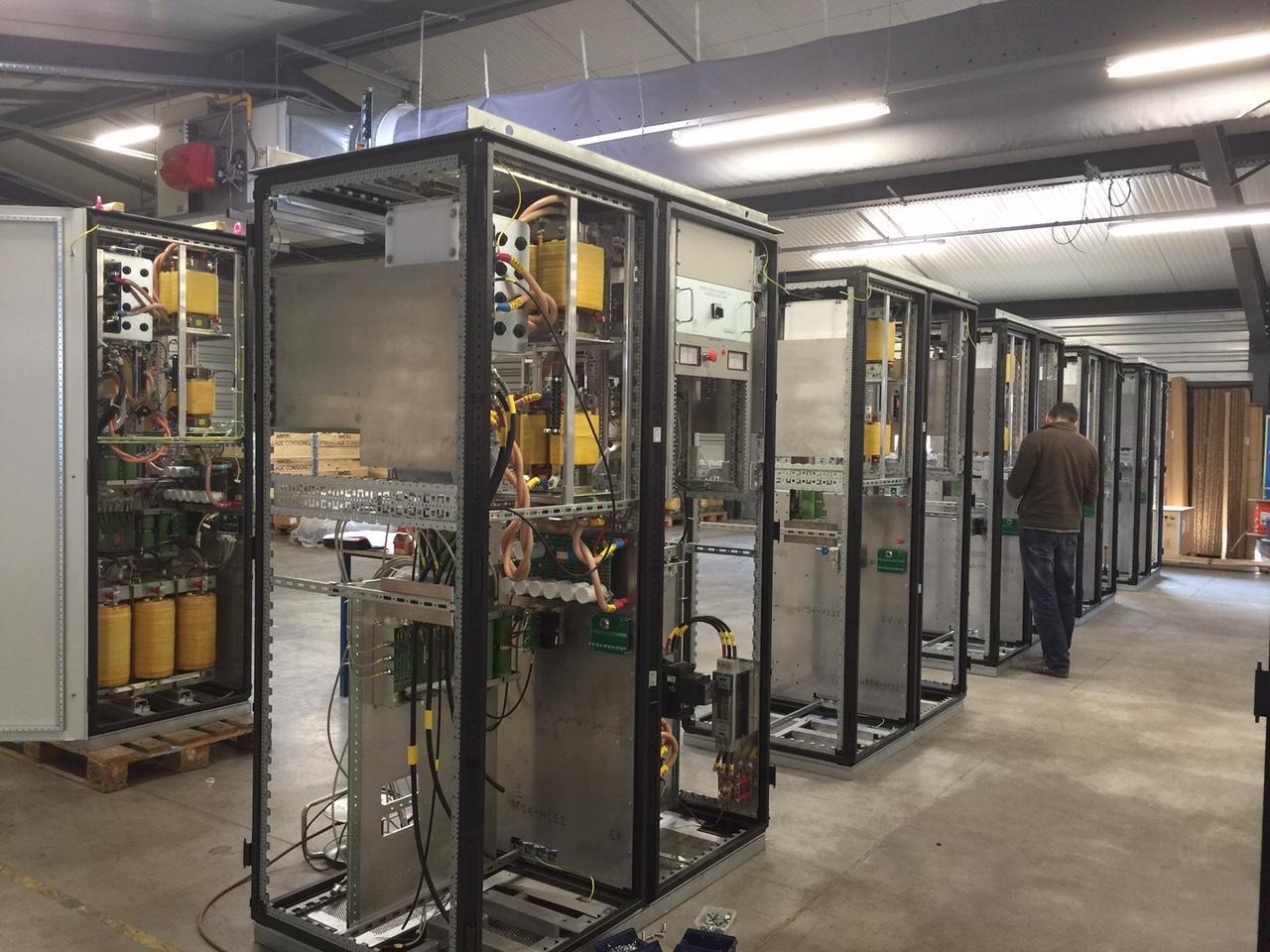 Intégration armoire