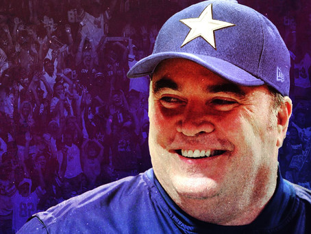 Mike McCarthy is doing big things in big D