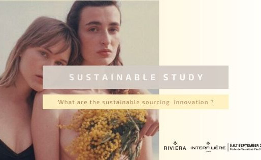 Sustainable sourcing study for interfiliere Paris