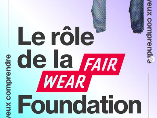 Fair Wear Foundation, what does this organization guarantee for our clothes?