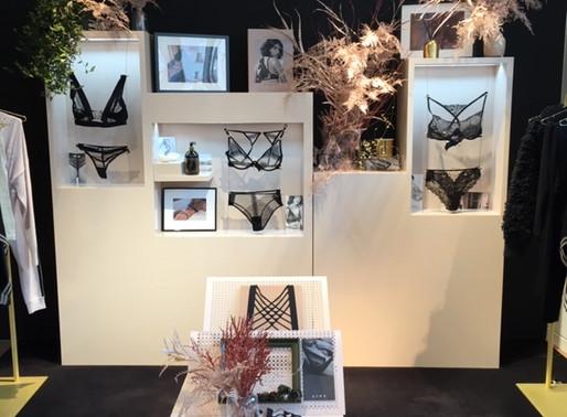 sport couture lingerie STORE CHECK: Paris